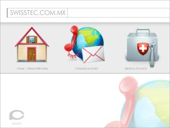 Swisstec.com.mx Icons by Jaziel