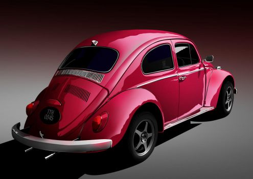 VW COOL by FeiTerry