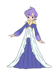 Request Anabel gown by Snowdog-zic