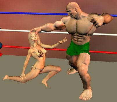 mixed wrestling 3 by cattle6
