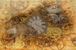 steampunk wallpaper v3 by colgreyis