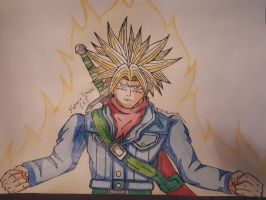 SSJ Future Trunks by TheOnePhun211