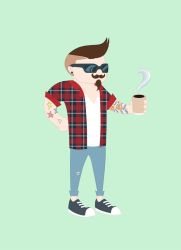 hipster by lordofALLspacebugs