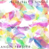 Brush Singles: Angel Feather by BlueJellyForever