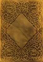 Vintage Ornamental Book Cover by somadjinn