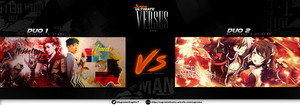 Ultimate Duo Versus #1 by SupremeGraphTeam