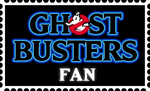 Ghostbusters Fan stamp by FantasyFlixArt