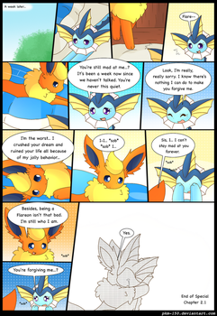 ES: Special Chapter 2.1 -page 8- Finale by PKM-150