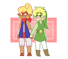 Day 1- holding hands by windwaked