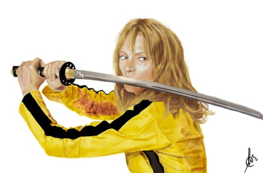 Kill Bill by PetromyzonMarinus