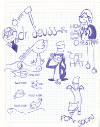 dr. seuss obsession by Miko-chaaan