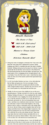 Mireille, The Healer of Time (Biography) by Sparrow12592