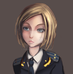 A certain Prosecutor General by TouhouSuki