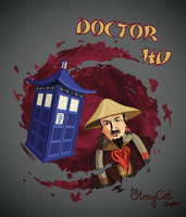 Doctor Hu by StrayCatGraphics