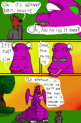 Petra's Apartment Pg 15 by Krazy-dog