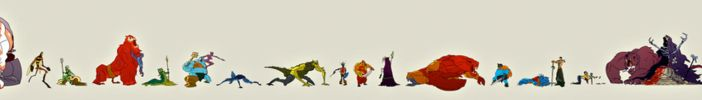 Masters of the Universe: Tribal Clash by G-for-Galdelico