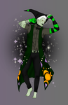 Halloween Event Day 21: Wicked Witch (closed) by Qu-Ross
