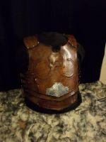 Mammoth Skull Breastplate by SteamViking