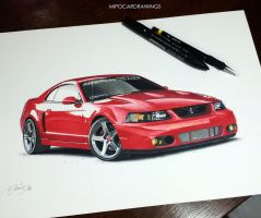 Mustang Cobra by Mipo-Design