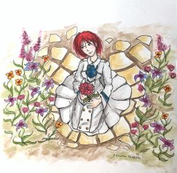 Shirayuki [Shesvii's contest entry] by J-laura
