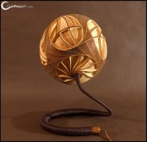 Table lamp XIX by Calabarte