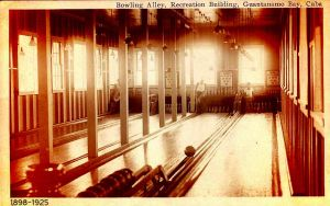 Bowling Alley, GTMO, 1889-1925 by Deathkiller