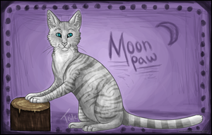 Moonpaw by charlottei