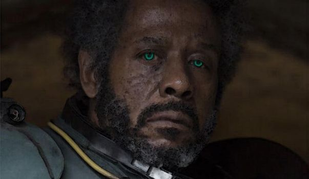 Saw Gerrera by Faderunner
