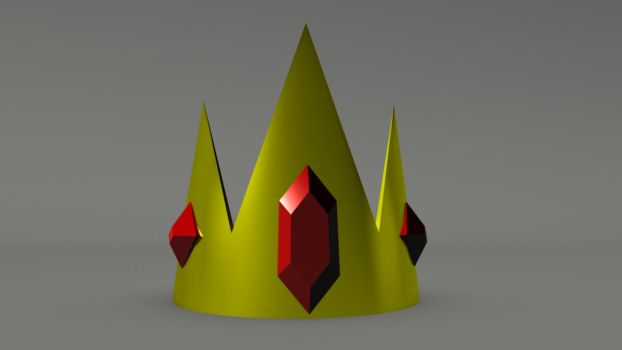Ice King's Crown by elements212