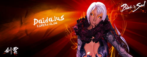 Daidalus - Blade and Soul by Clone-D