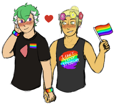 HL :: Pride by Pyracanthii