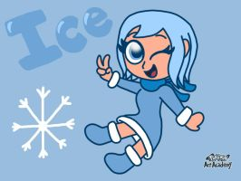 AAC 8 - Ice by 4swords4ever