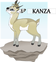 Kanza of the Kopje by MBPanther