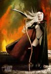 Lady Death Reaper by Jeffach