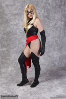 Ms Marvel by EccentricCasey