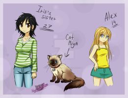 People from the story ''Hanged Girl'' by NaughtyKittyDV-1992