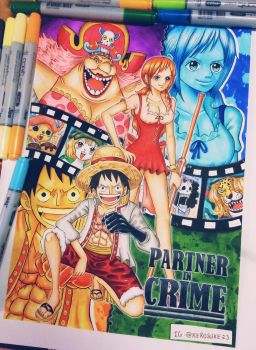 Partner in Crime by kerosuke23