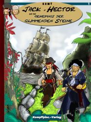 Hector and Jack Hommage an Herge -Cover by KomyFly