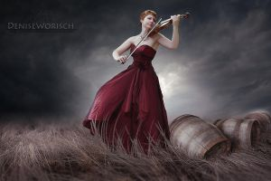Wine song by DeniseWorisch