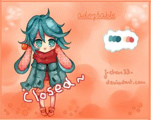 Little bunny (adoptable, 20 p.) :CLOSED: by J-chan33
