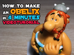 How to make an Obelix in 4 minutes by Nydrli