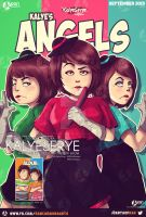 Kalye's Angels by unLuckySaturday