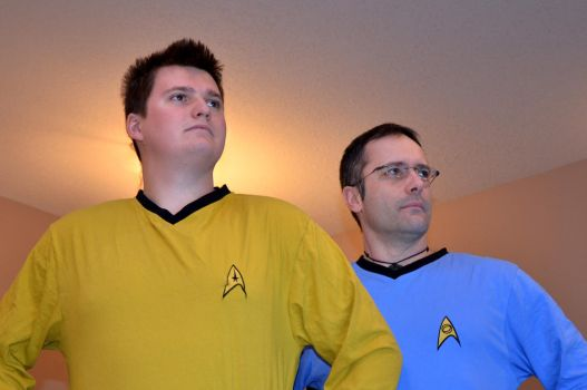 Star Trek Jammies by house1027