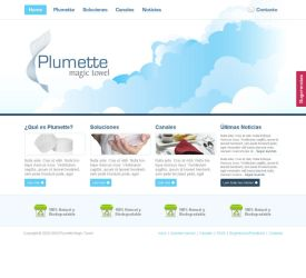 Sky and Clouds Web Site 1 by rgdesign-uruguay