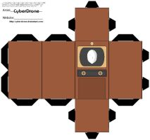Cubee - The Wire by CyberDrone