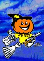 Peter Pumpkin's Halloween Safety! by CreedStonegate