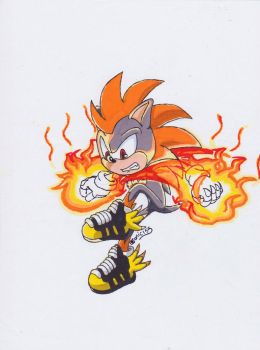 Flame On by Sonic155