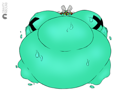 (Trade) Engorged Slime by GravityInbound
