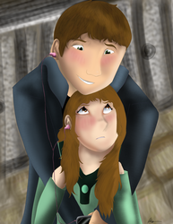 Redo of Alex and Justin by Gerundive