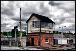 Signal Box by ottomatt